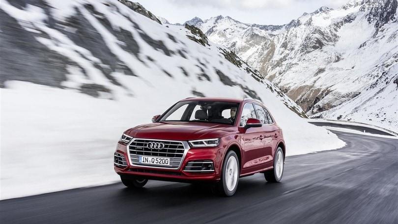 Audi aggiorna la gamma SUV e crossover