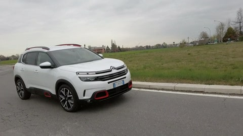 Citroen C5 Aircross: la prova al volante VIDEO