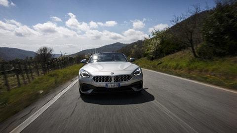 Nuova BMW Z4: tutte le foto