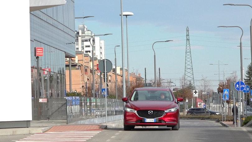 Nuova Mazda6: le sensazioni al volante VIDEO