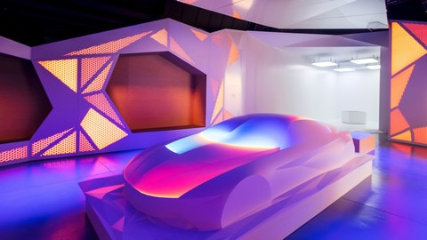 Hyundai alla Design Week: Milano si colora VIDEO