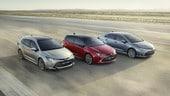 Toyota festeggia in Italia e cresce l'ibrido