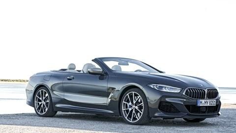 BMW Serie 8 Cabrio, il test: foto