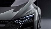 Audi AI:ME, prove elettriche di monovolume