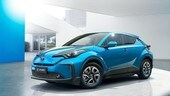 Toyota C-HR elettrica debutta al Salone di Shanghai