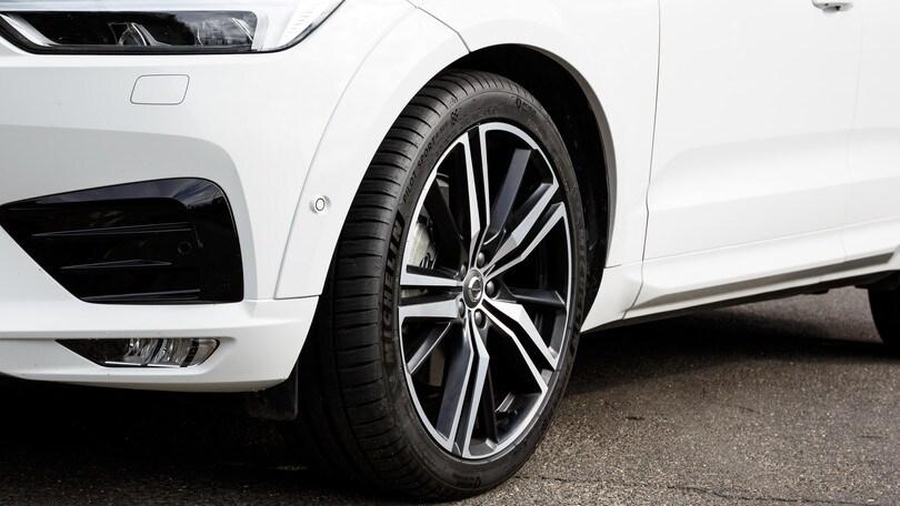 Michelin Pilot Sport 4 SUV, la prova