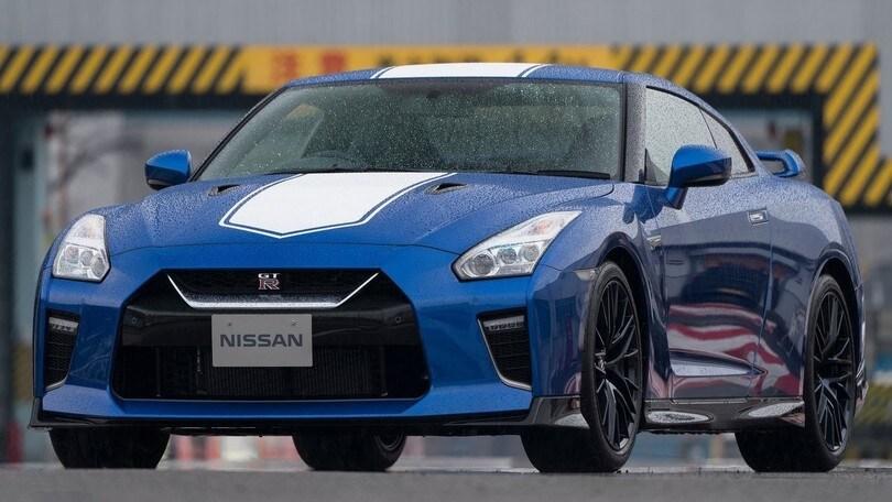 Nissan GT-R 50th Anniversary e Nismo 2020 a New York - Auto.it