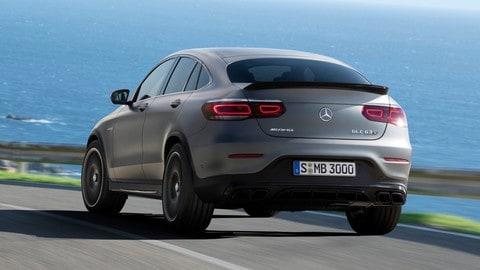 Mercedes-AMG GLC 63: foto