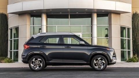 Hyundai Venue: foto
