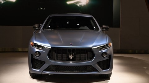 Maserati Levante One of One: tutte le foto