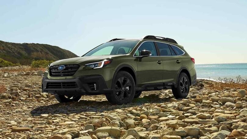 Subaru Outback, la sesta è pronta a tutto