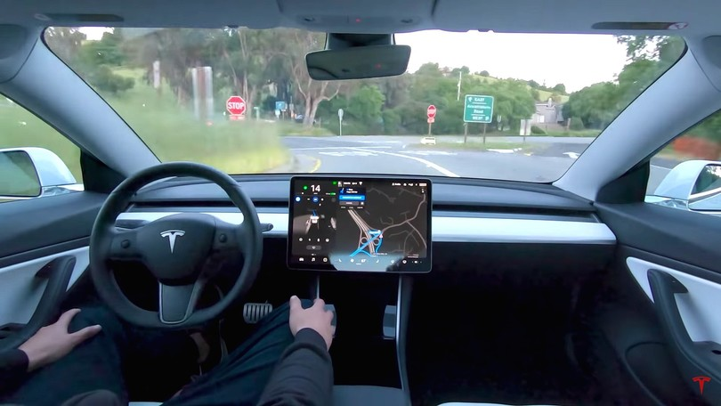 Tesla Full Self Driving sulla gamma entro il 2019