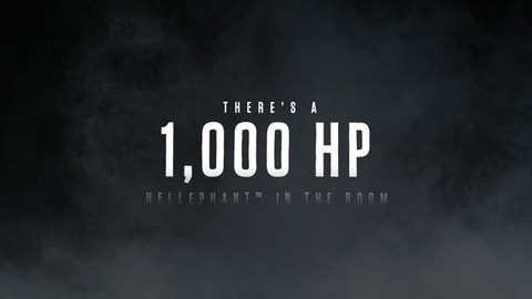 Video: Hellephant, l'HEMI da 1000 cavalli