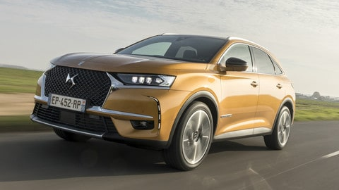 DS 7 Crossback: la prova su strada VIDEO