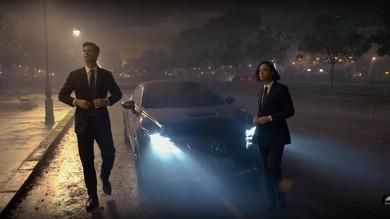 Lexus RC F missione speciale nell'Universo