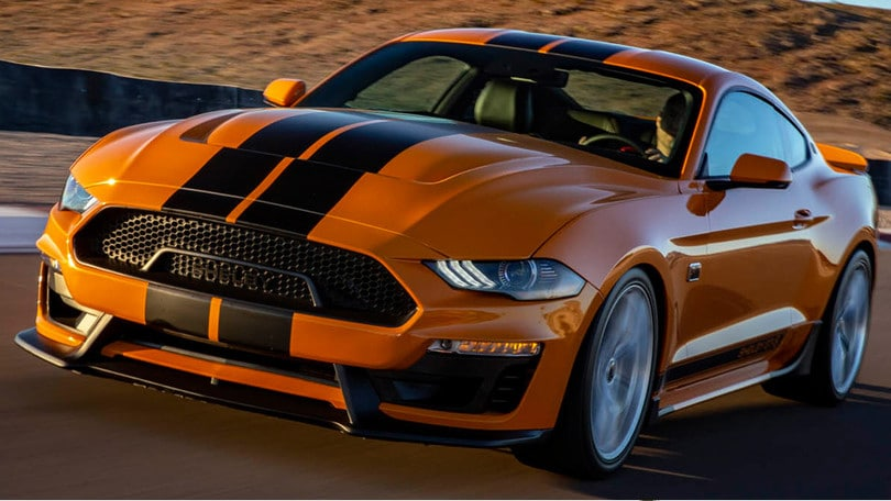 Ford Mustang Shelby GT-S, Muscle Car A Noleggio