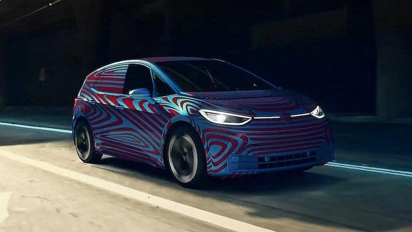 Volkswagen svela la ID.3: specifiche, prezzi e prenotazioni