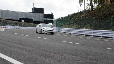 """Toyota sta costruendo il """"suo"""" Nurburgring"""