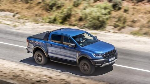 Ford Ranger Raptor: le foto