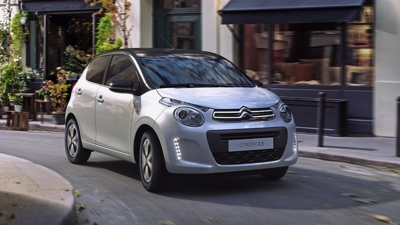 Citroën C1 Origins, la citycar celebra il centenario