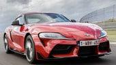 Toyota GR Supra, 340 cv nati dai trionfi nelle corse