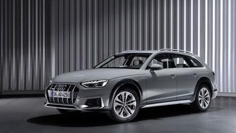 Audi A4 restyling 2019: foto