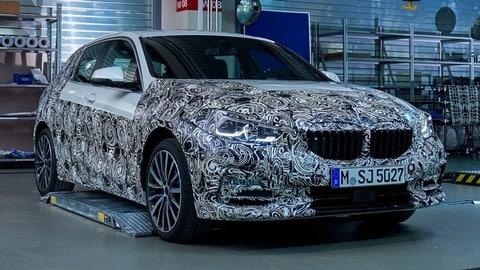 BMW Serie 1 2019: foto