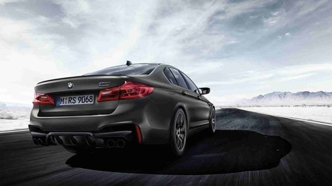BMW M5 Edition 35 Years FOTO