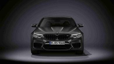 BMW M5 Edition 35 Years: la serie speciale celebrativa