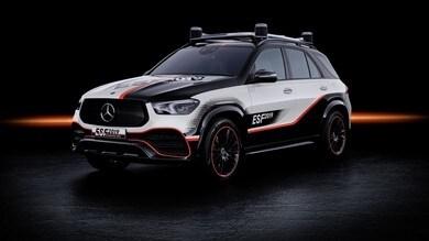 Mercedes ESF 2019 concept, sicurezza stradale secondo la Stella