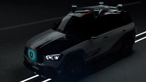 Mercedes ESF 2019 Concept: VIDEO