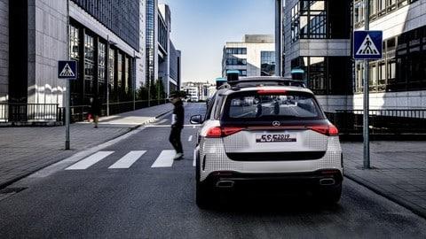 Mercedes ESF 2019: le foto del concept