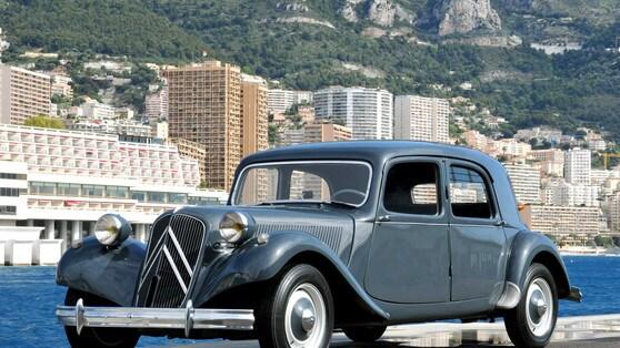 Citroën Traction Avant, storia di una rivoluzione