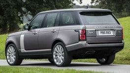 Foto: Range Rover Sport HST
