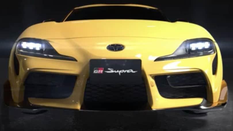 Toyota GR Supra TRD: il tuning VIDEO