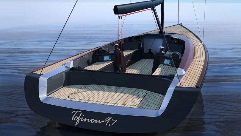 Peugeot per la barca a vela Tofinou: le foto