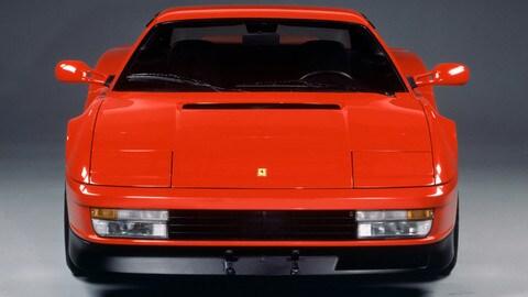 Ferrari Testarossa, il sogno degli italiani FOTO