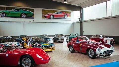 Inaugurazione showroom Girardo & Co: FOTO