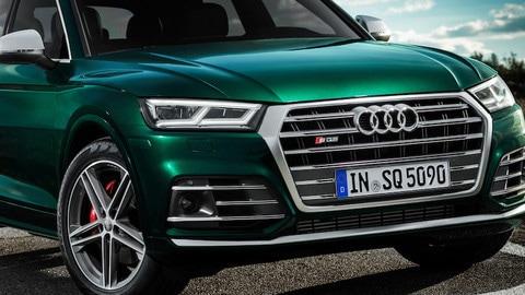 Audi SQ5 TDI: le foto