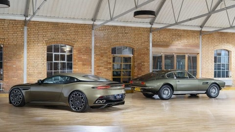 Foto: Aston Martin DBS Superleggera OHMSS