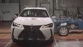 Test EuroNCAP: 5 stelle per 7 auto, Mazda 3 al top