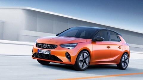 Opel Corsa-e: foto
