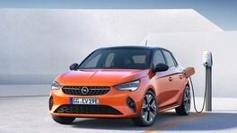 Nuova Opel Corsa-e, dinamica nel look e nei numeri