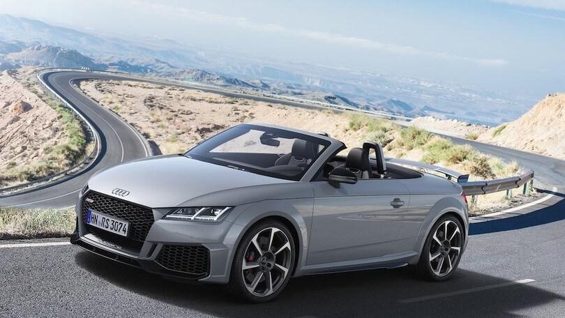 Nuova Audi TT sarà elettrica, i piani su A8 e R8