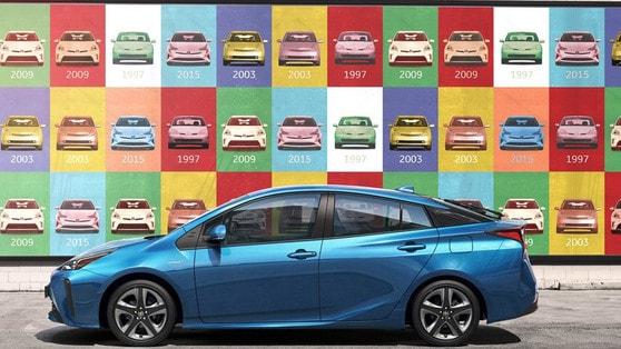 I dealers votano Toyota: è il marchio più innovativo