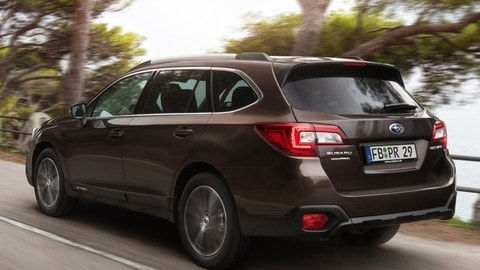 Subaru AWD Outback 4Adventure: il test su strada VIDEO