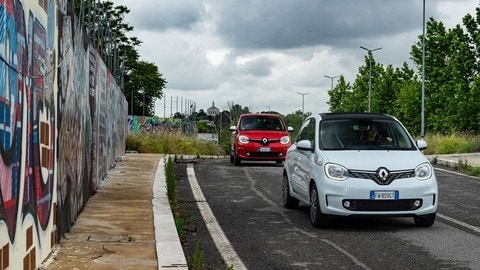 Nuova Renault Twingo: la terza generazione FOTO