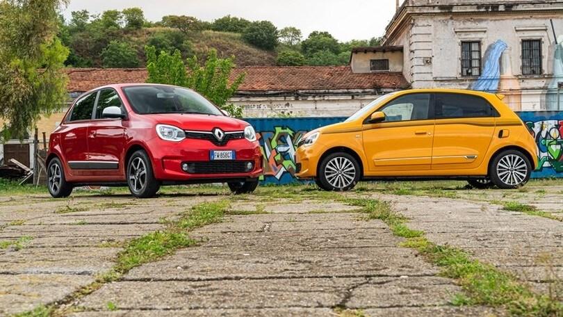 Renault Twingo, ora innovativa e connessa FOTO