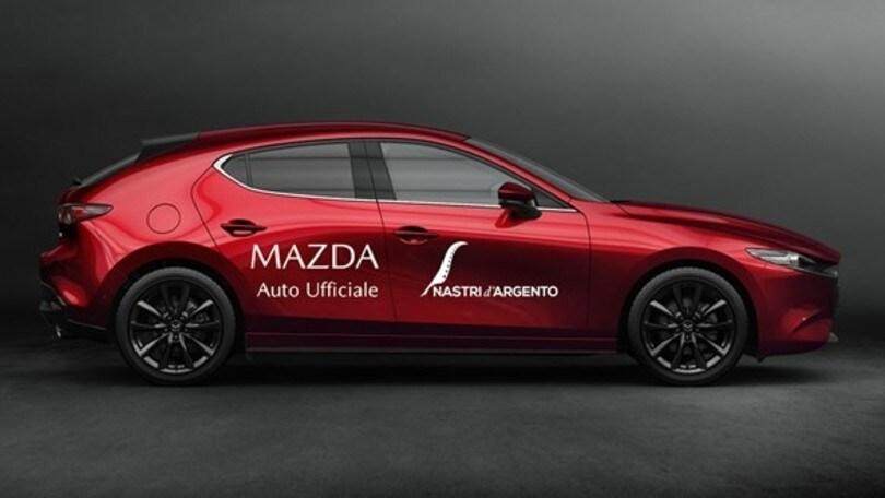 Mazda: auto ufficiale dei Nastri d'Argento 2019