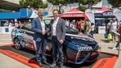Eni e Toyota spingono l'idrogeno nel milanese